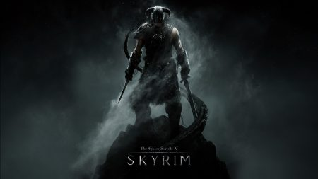 the elder scrolls v skyrim, dragonborn, warrior