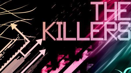 the killers, name, graphics