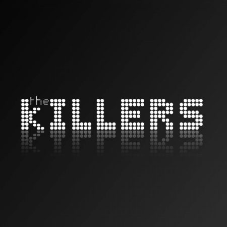 the killers, name, letters