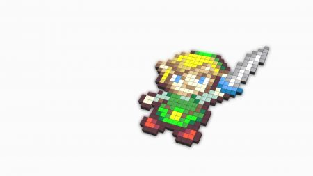 the legend of zelda, character, white