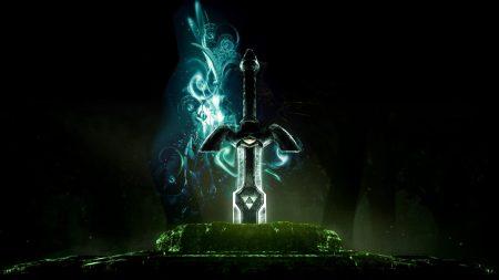 the legend of zelda, sword, graphics