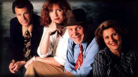 the manhattan transfer, girls, hat