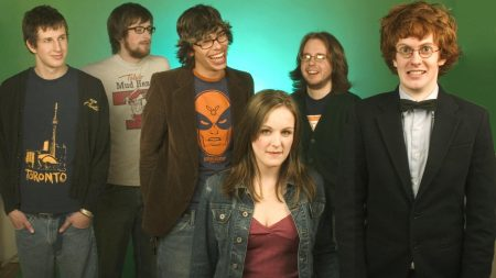 the most serene republic, band, smile