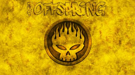 the offspring, symbol, graphics