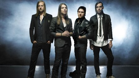 the red jumpsuit apparatus, smoke, haircut