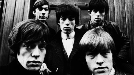 the rolling stones, band, members