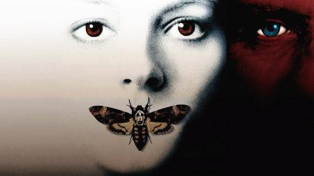 the silence of the lambs, face, eyes