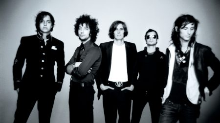the strokes, band, members
