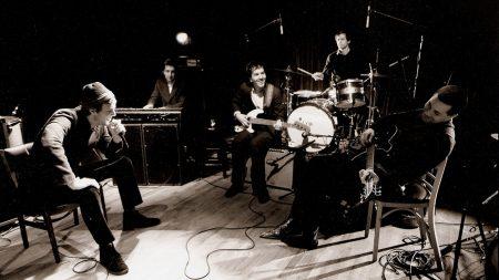 the walkmen, band, members
