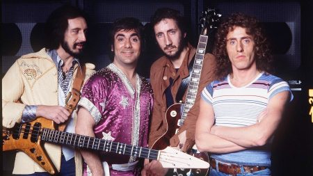 the who, guitars, youth