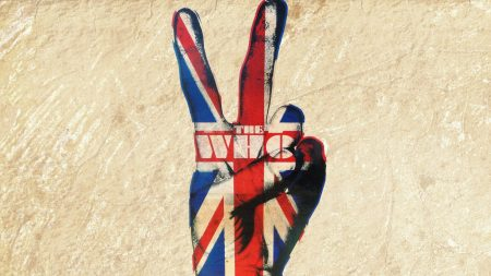 the who, hand, fingers