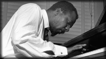 thelonious monk, piano, face