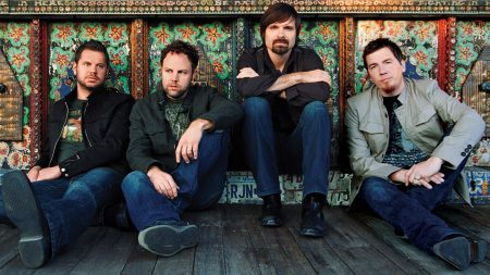third day, jeans, band