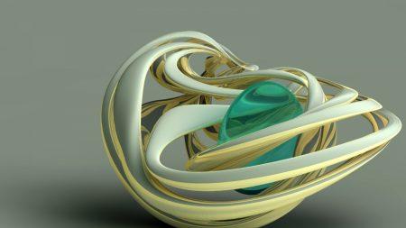 three-dimensional, figure, 3d
