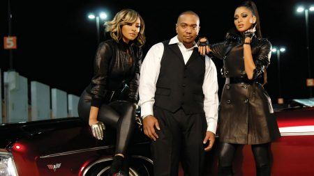 timbaland, girls, car