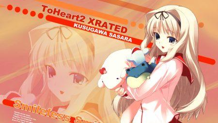 to heart 2, kusugawa sasara, girl