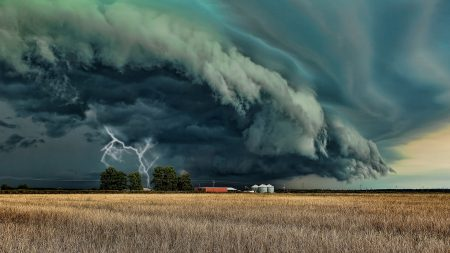 tornado, lightning, category