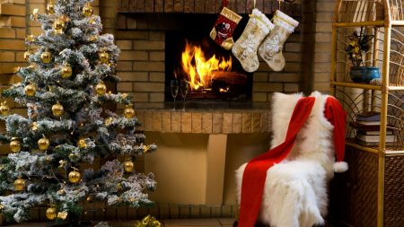 tree, fireplace, fire