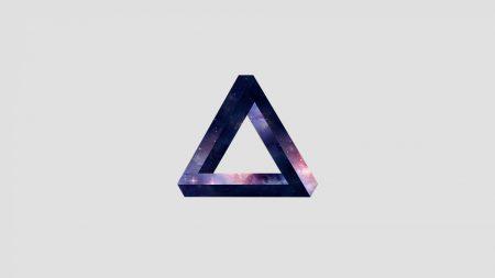 triangles, dots, glitter