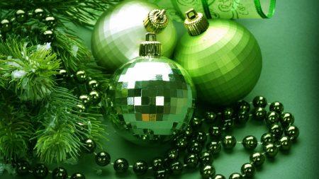 twig, balls, decorations