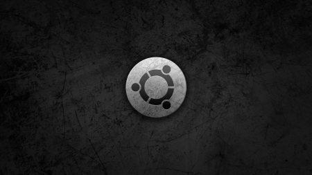 ubuntu, gray, black