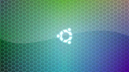 ubuntu, green, white