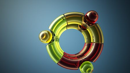 ubuntu, system, multi-colored