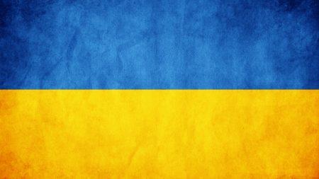 ukraine, flag, texture