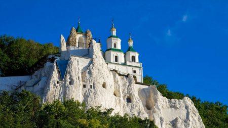 ukraine, svyatogorskaya laurel, cities