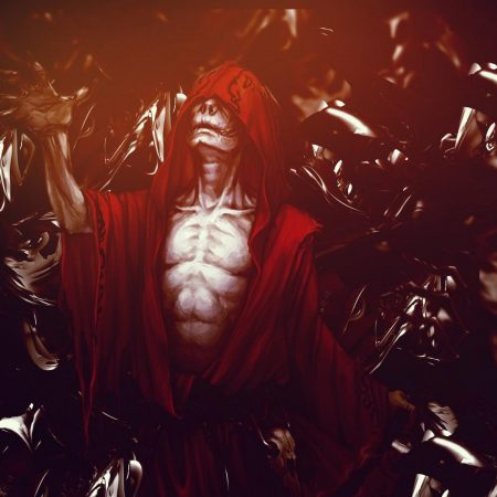 undead, cloak, biggin