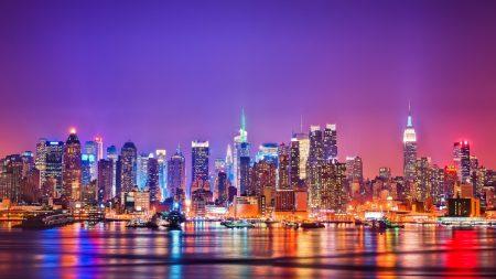 usa, city, new york