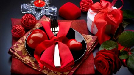 valentines day, holiday, candle