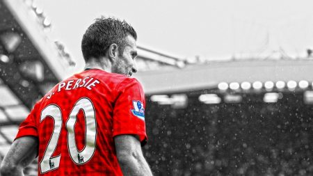 van persie, soccer, manchester united
