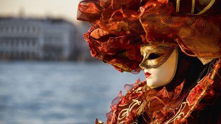 venice, carnival, mask
