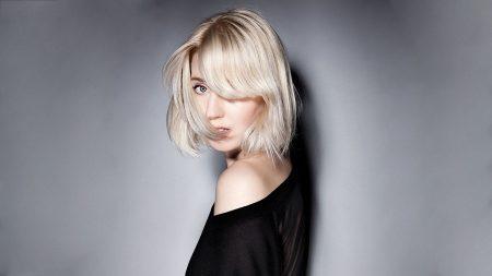 veronica maggio, blonde, dress