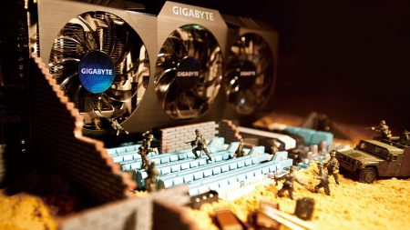 video card, gigabyte, vga