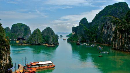 vietnam, tropics, sea