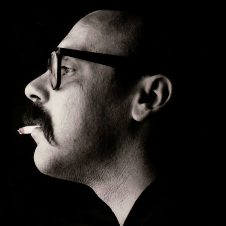 vince guaraldi trio, face, glasses