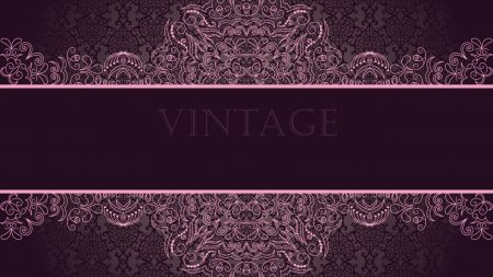 vintage, pattern, ornament