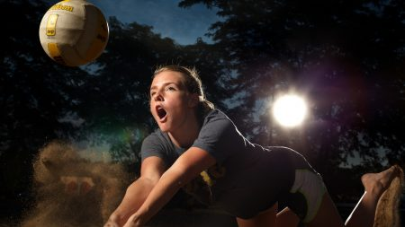 volleyball, sports, girl