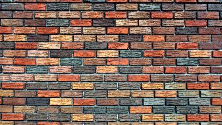 wall, stone, brick