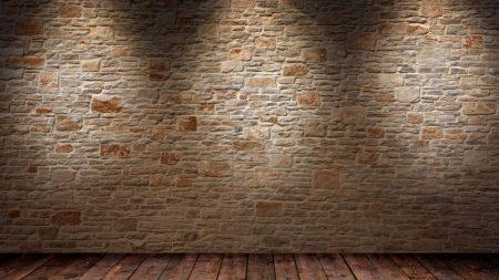 walls, floor, light