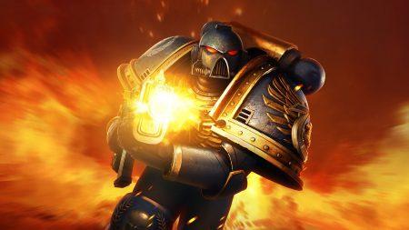 warhammer 40000, shooting, warrior