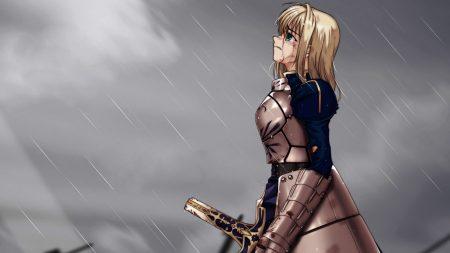 warrior, armor, sword
