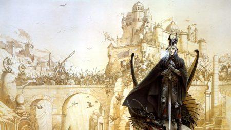 warrior, dragon, war