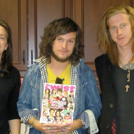 we the kings, journal, haircuts