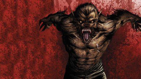 werewolf, wolf, aggression