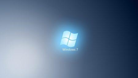 windows 7, cyan, light