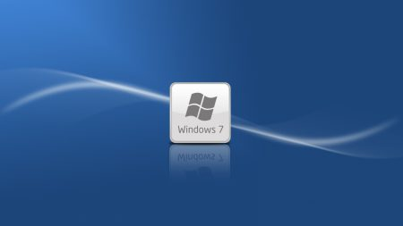 windows 7, system, cube