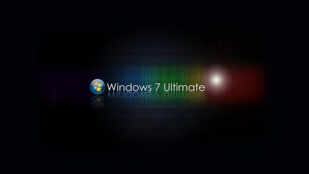 windows 7 ultimate, ultimate, red